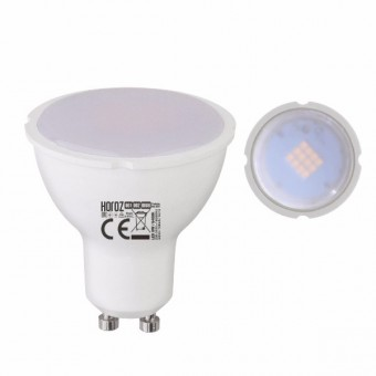 """Лампа """"PLUS-8"""" 8W 6400K GU10"""