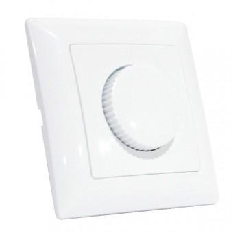 Светорегулятор белый TINA