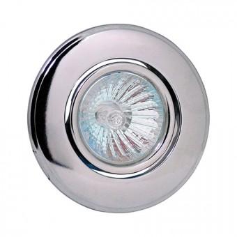Светильник точечный хром HL 750 MR16
