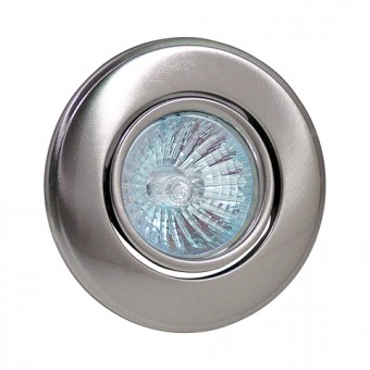 Светильник точечный мат.хром HL 750 MR16