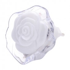 """Ночник led """"MAX"""" цветок белый"""