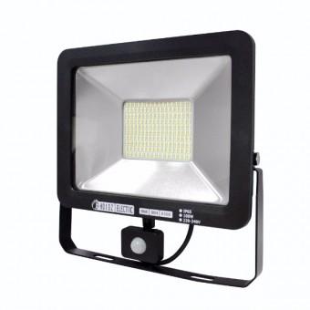 """Прожектор светодиодный с датчиком """"PUMA/S-100"""" 100W 6400K"""