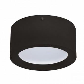 """Светильник  накладной """"SANDRA-15"""" 15W 4200K черный"""