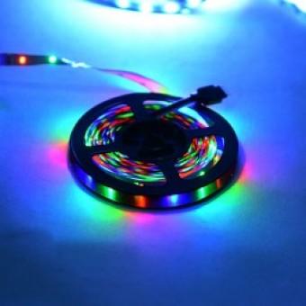 """Лента Диодная """"REN / RGB"""" влагозащищенная в силиконе"""