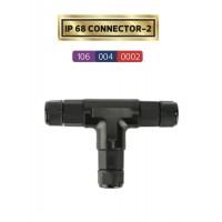 """Водонепроницаемый коннектор """"IP 68 CONNECTOR-2"""""""
