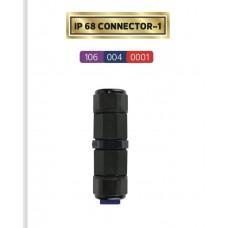 """Водонепроницаемый коннектор """"IP 68 CONNECTOR-1"""""""