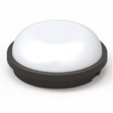 Светодиодный cветильник влагозащищенный ARTOS-15 15W чорный 4200К