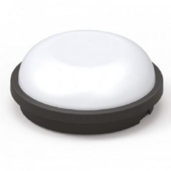 Светодиодный cветильник влагозащищенный ARTOS-15 15W черный 6400К