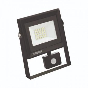 """Прожектор светодиодный с датчиком """"PARS/S-20"""" 20W 6400K"""