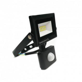 """Прожектор светодиодный с датчиком """"PARS/S-10"""" 10W 6400K"""