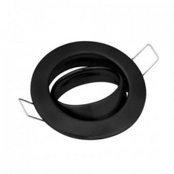 Светильник точечный поворотный LAVANTA черный