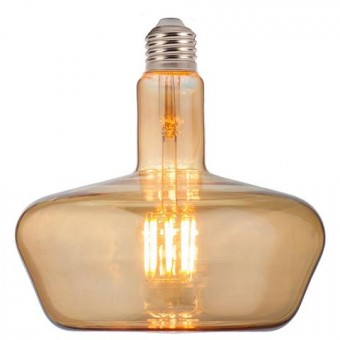 Лампа Filament led Ginza-XL  8W Е27 2200К Янтар